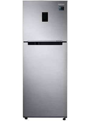 Samsung 321 L Frost Free Double Door 3 Star Refrigerator RT34M5518S8/HL