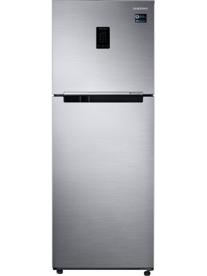 Samsung 321 L Frost Free Double Door 2 Star Refrigerator RT34M5515S8-HL