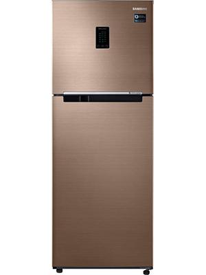 Samsung 324 L Frost Free Double Door 3 Star Refrigerator RT34M5538DP/HL