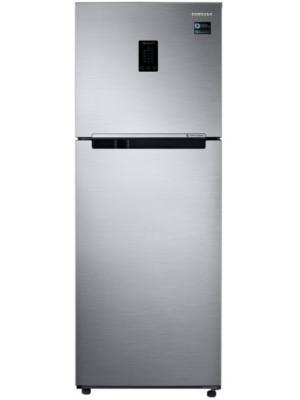 Samsung 345 L Frost Free Double Door 3 Star Refrigerator RT37M5518S8/HL