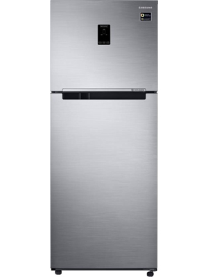 Samsung 394 L Frost Free Double Door Refrigerator (RT39M5538S9/TL)