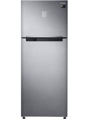 Samsung 465 L Frost Free Double Door 4 Star Refrigerator RT47M623ESL/TL