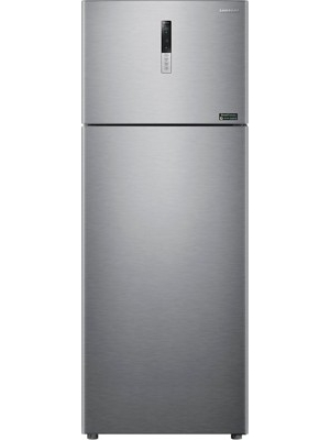 SAMSUNG 496 L Frost Free Double Door Refrigerator(RT50H5809SL/TL, Real Stainless Steel)