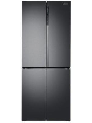 Samsung RF50K5910B1/TL 594 L Frost Free French Door Bottom Mount Refrigerator