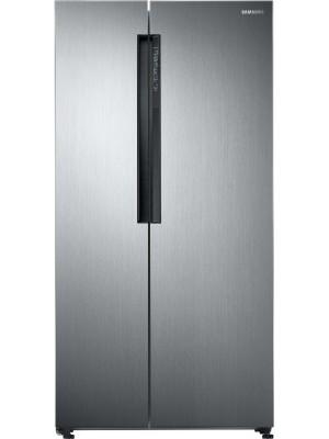 Samsung 674 L Frost Free Side by Side Refrigerator RS62K60A7SL/TL
