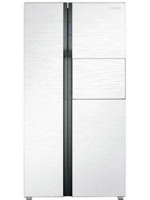 Samsung RS55k52a01J 604 L Frost Free Side by Side Refrigerator