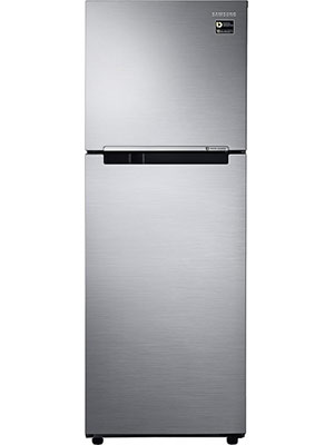 Samsung RT28N3022S8 253 L 2 Star Frost Free Double Door Refrigerator