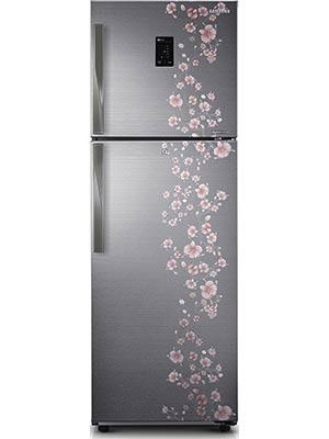 Samsung RT36HDJFELX 345 L 4 Star Frost free Double Door Refrigerator