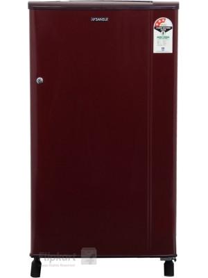 Sansui 150 L Direct Cool Single Door Refrigerator(SH163BBR-FDA, Burgundy Red, 2016)