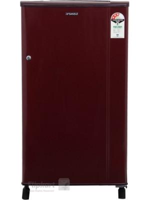 Sansui 150 L Direct Cool Single Door Refrigerator(SH163BBR-HAD, Burgundy Red, 2017)