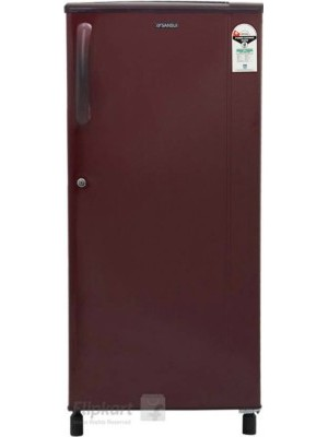 Sansui SC201EBR-FDK/HDK 190 L 1 Star Direct Cool Single Door Refrigerator