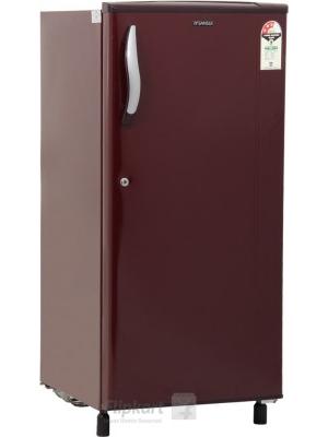 Sansui 215 L Direct Cool Single Door Refrigerator(SH223EBR-FDA, Burgundy Red)