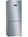 Bosch KGN46XL40I 415 L 3 Star Frost Free Double Door Refrigerator