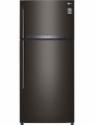 LG GR-H772HXHU 603 L 3 Star Inverter Frost Free Double Door Refrigerator