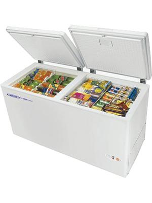 Voltas 320 L Double Door Soft Look Chest Freezer HTD (A)