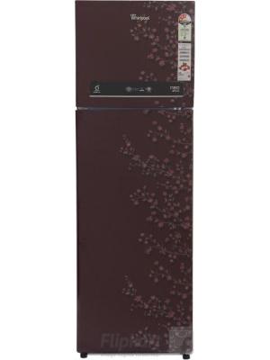 Whirlpool 292 L Frost Free Double Door Refrigerator(NEO IF305 ELT 3S, Wine Gloria, 2016)