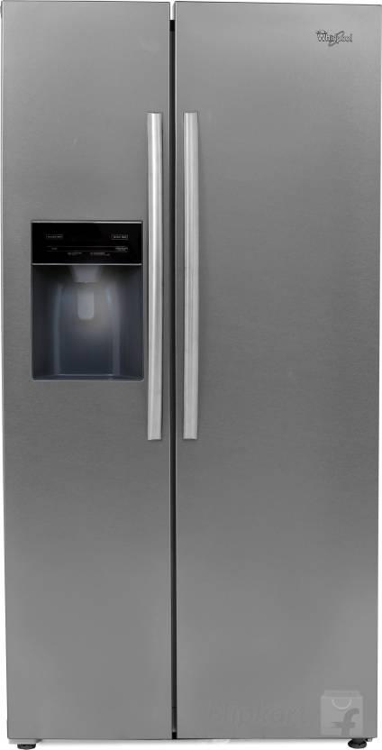 Whirlpool 568 L Frost Free Side by Side Refrigerator (SBS 600)
