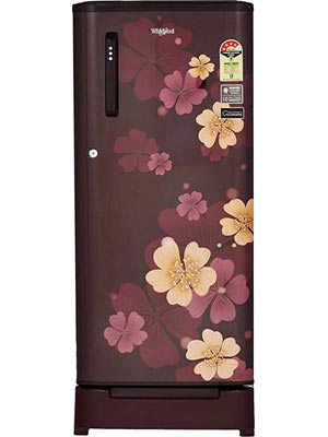 Whirlpool WDE 205 ROY 190 L 4 Star Direct Cool Single Door Refrigerator