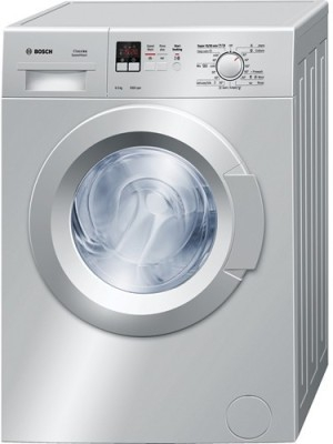 Bosch 6 kg Fully Automatic Front Load Washing Machine Silver(wax20168in)