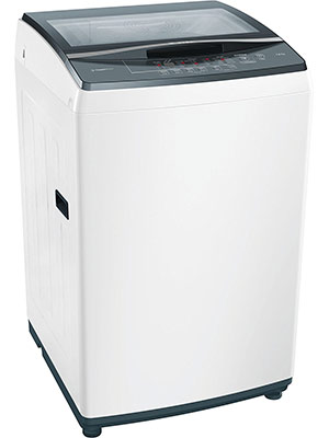 Bosch 7Kg Fully Automatic Top Loading Washing Machine WOE704W0IN