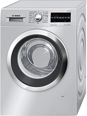 Bosch 8 Kg Fully Automatic Front Loading Washing Machine (WAT284611N)