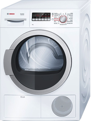 Bosch WTB86202IN 8 Kg Fully Automatic Dryer Washing Machine