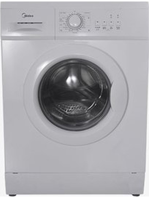 Carrier Midea 6 Kg Fully Automatic Front Load Washing Machine (MWMFL060HER)