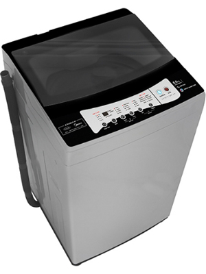 Carrier Midea 6.5 Kg Fully Automatic Top Load Washing Machine (MWMTL065SOL)
