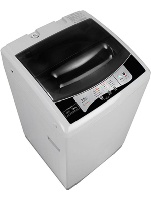 Carrier Midea MWMTL065ZOY 6.5 Kg Fully Automatic Top Load Washing Machine