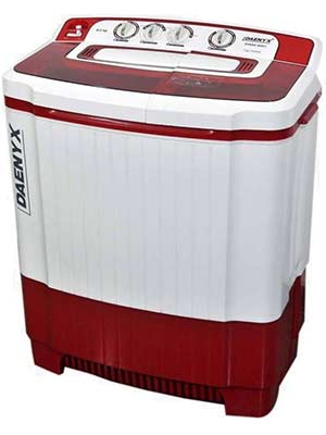 Daenyx Matrix 8011 8 Kg Semi Automatic Washing Machine