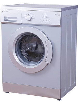 Electrolux 6.2 Kg Fully Automatic Front Load Washing Machine (EF62PRSL)
