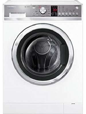 Fisher Paykel WH8560P1 FP IN Fully automatic Front loading Washing Machine 8.5 Kg
