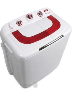GEM 8 kg Semi Automatic Top Load Washing Machine(GWM-808GA)