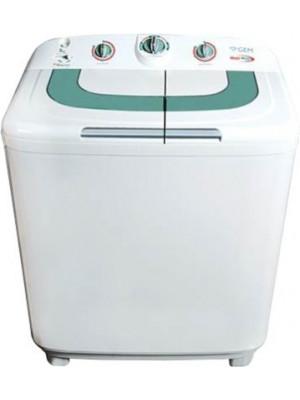 GEM GWS100-SGT 8 kg Semi Automatic Top Load Washing Machine
