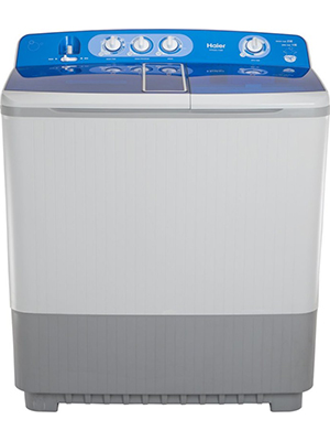Haier 15 Kg Semi Automatic Top Load Washing Machine (HTW-150-1128)