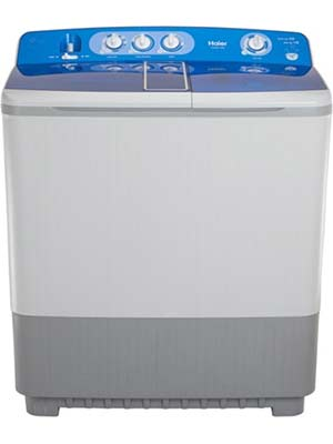 Haier 15 kg Semi Automatic Top Load Washing Machine(HTW150-1128s)