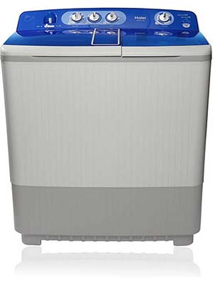Haier 20 kg Semi Automatic Top Load Washing Machine (HTW200-1128S)