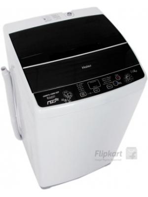 Haier 7 kg Fully Automatic Top Load Washing Machine Grey(HWM 70-12688 NZP)