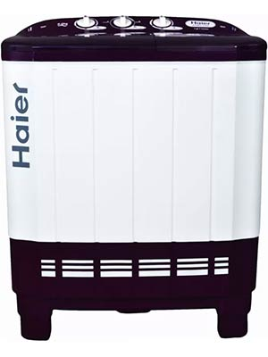 Haier HTW95-178 9.5 Kg Semi Automatic Top Load Washing Machine