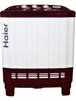 Haier Xpb65-113s 6.5 kg Semi Automatic Top Load Washing Machine