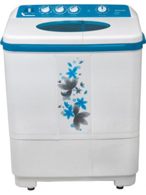 Hyundai 7.2 kg Semi Automatic Top Load Washing Machine(HYS72F)