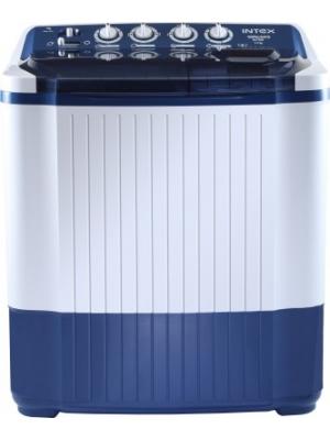 Intex 7.2 kg Semi Automatic Top Load Washing Machine Blue(WM SA72DB-CVP)