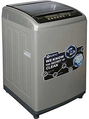 Koryo KWM8018TL 8 Kg Fully Automatic Top Load Washing Machine