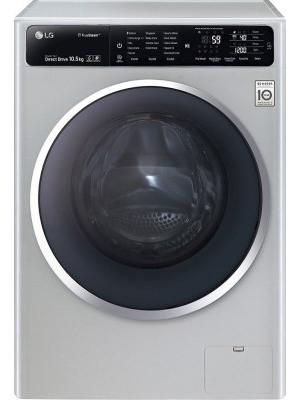 LG 10.5 kg Fully Automatic Front Load Washing Machine(FH4U1JBSK4)