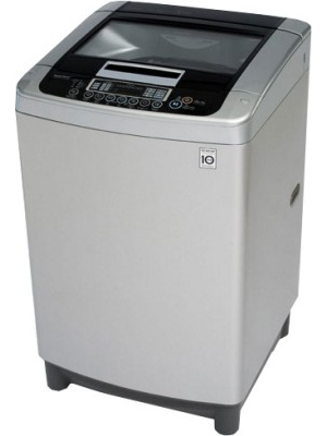 LG 10.5 kg Fully Automatic Top Load Washing Machine(T8561AFET6)