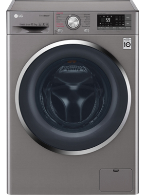 LG 10.5 Kg Fully Automatic Front Loading Washing Machine (F4J8JSP2S)