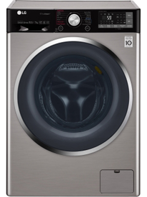 LG 10.5 Kg Fully Automatic Front Loading Washing Machine (F4J9JHP2T)