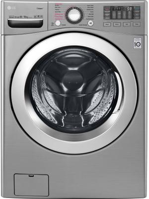 LG 18 Kg Front Loading Washing Machine (F0K2CHK2T2.ASSPEIL)