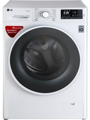 LG FHT1006SNW 6 kg Fully Automatic Front Load Washing Machine