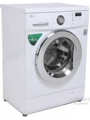 LG 6.5 kg Fully Automatic Front Load Washing Machine(F12B4WDL2)